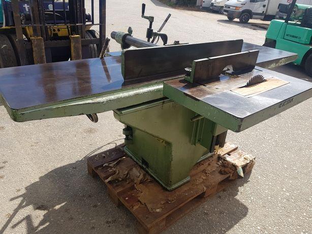 Semiuniversal mida 500 furador plaina serra maquinas de carpintaria