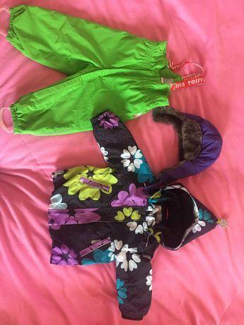 Комплект детской зимней одежды REIMA