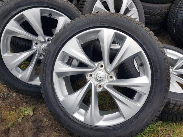 Nowe Alufelgi 17 Opel Crossland X Citroen Cactus C3 Peugeot 4x108 ET20