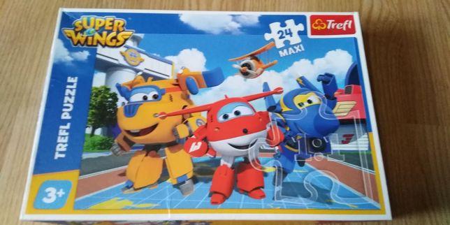 Puzzle Maxi 24 elementy super wings