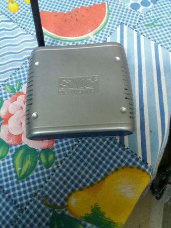 Switch 4 portas com wifi