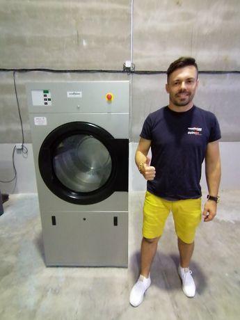 Máquina de secar roupa industrial 20kg Self-service lares e hospitais