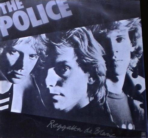 The Police - Reggatta de Blanc (1979) LP Vinil