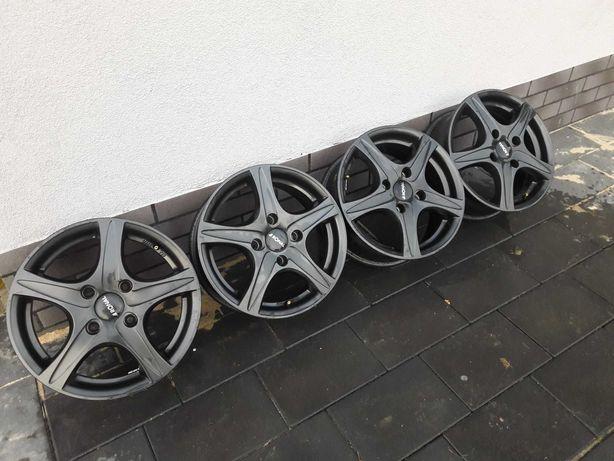 Felgi aluminiowe 15'' RONAL (czarne) 4x114,3 szer. 6J, ET40