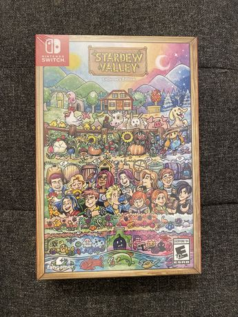 Gra Stardew Valley Collector's Edition na Nintendo Switch