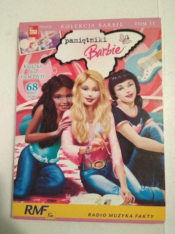 Pamiętniki Barbie - film DVD