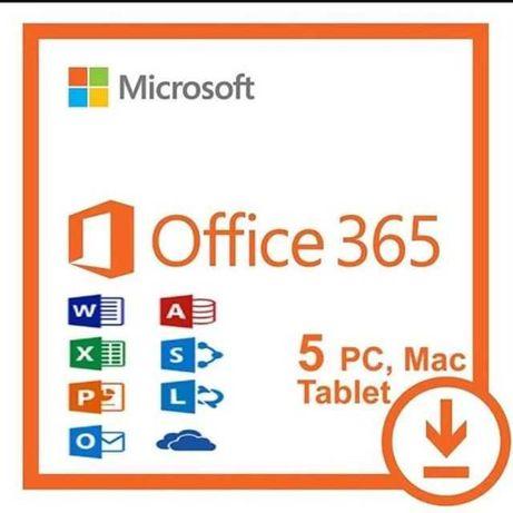 Bezterminowy Microsoft Office 365 / 2019 Pro PL