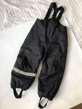 Зимові штани комбінезон h&m