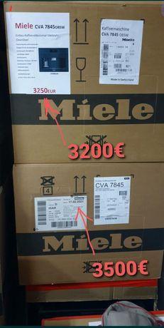 Кофемашина  Miele CVA 7845 кофеварка три  разных вид кофе в зёрнах