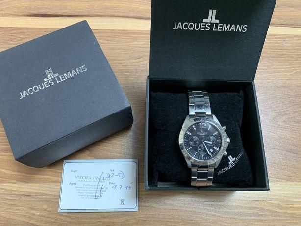 Продаю часы кварцевые Jacques Lemans