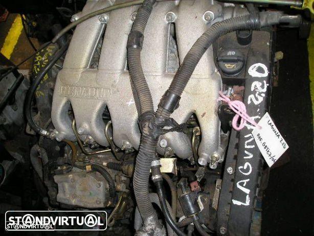 Motor Renault Laguna 2.2D G8T706