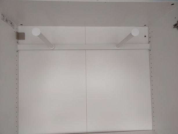 Wieszak, drążek do szafy Ikea Pax 100x35
