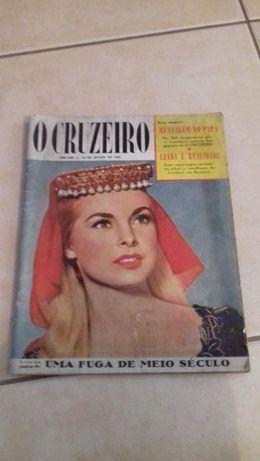 Revista o Cruzeiro anos 50