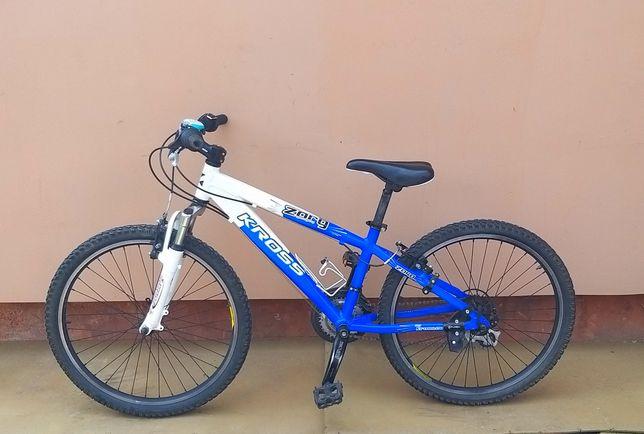 Велосипед з Німеччини  Kross, 24 колеса, слюміній.
