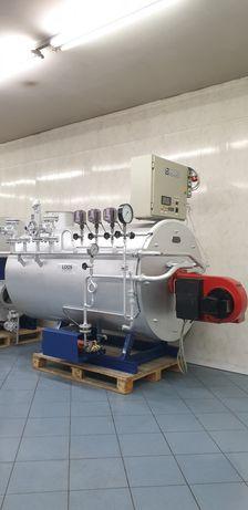 Wytwornica pary Loos 350 - 700 kg/h 10BAR