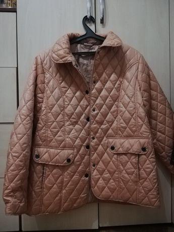 Стеганная куртка женская дутая куртка
