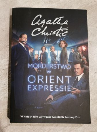 Agata Christie Morderstwo w Orient Expressie 264 strony PRZECENA