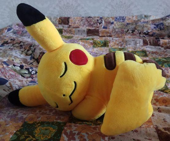 Покемон Пикачу (спящий)