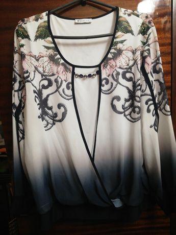 Блузки женские с длинным  рукавом