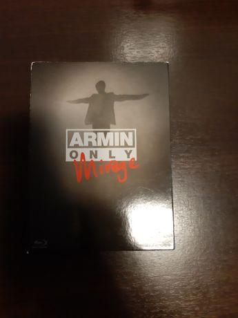 Blu-Ray + DVD KONCERT - Armin van Buuren - Mirage