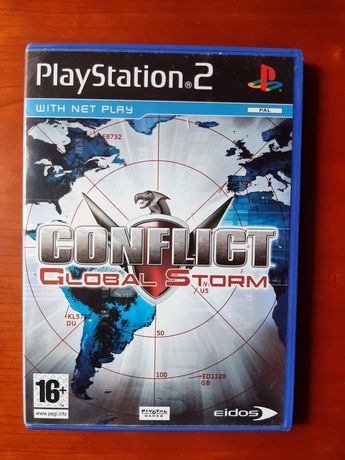 Conflict Global Storm playstation 2