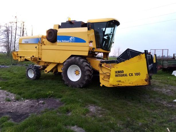 Holland TC 56 5070tx claas dominator mega 204 98vx new 88SL medion 310