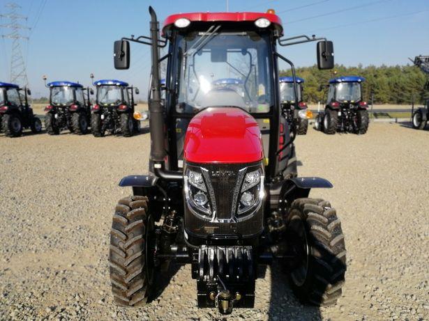 LOVOL M504 PREMIUM ciągnik rolniczy komunalny do sadu borówki malin 60