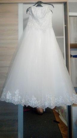Pilnie sprzedamSuknia ślubna princessa