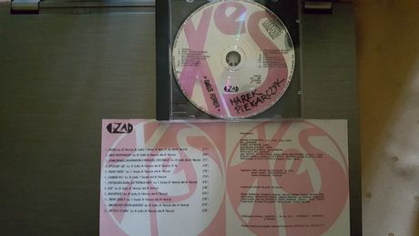 Marek Piekarczyk & Balls Power - XES! CD nieużywany, bez folii