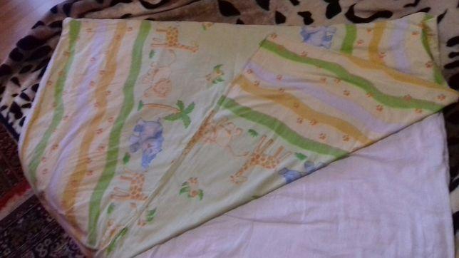 Детское одеяло 100см×140см