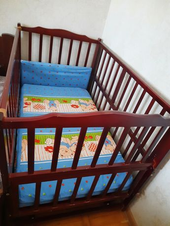 Кроватка детская Happy Dino