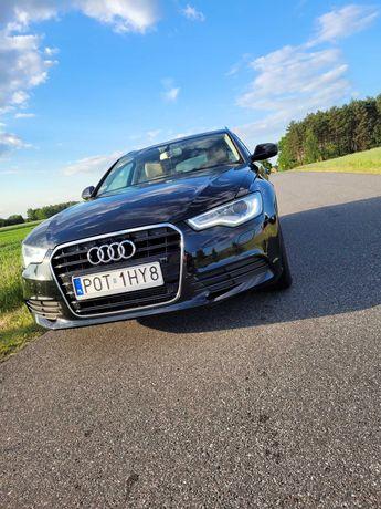 Audi A6 c7 2013r. 2.0 tdi 177km