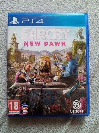 Far cry new dawn gra playstation 4 ps4 pro ps5