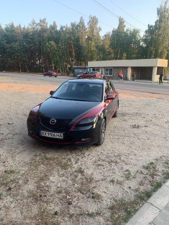 Mazda 3 2.0 газ/бенз 2006гв