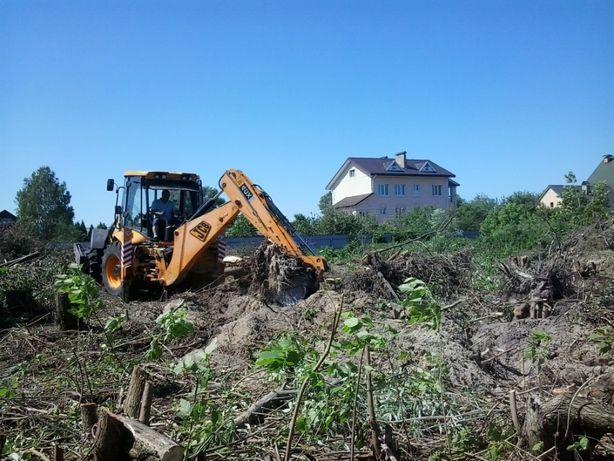 Спил Обрезка Удаление деревьев,Выравнивание,уборка и расчистка участка
