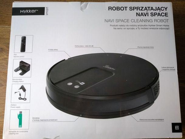 Nowy odkurzacz samojezdny Hykker Navi space irobot sprzątając j.roomba