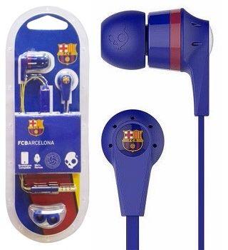 Słuchawki SKULLCANDY Ink'd FC Barcelona NOWE
