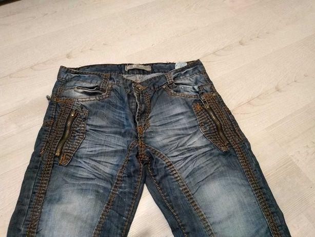 Spodnie dżinsowe S/M