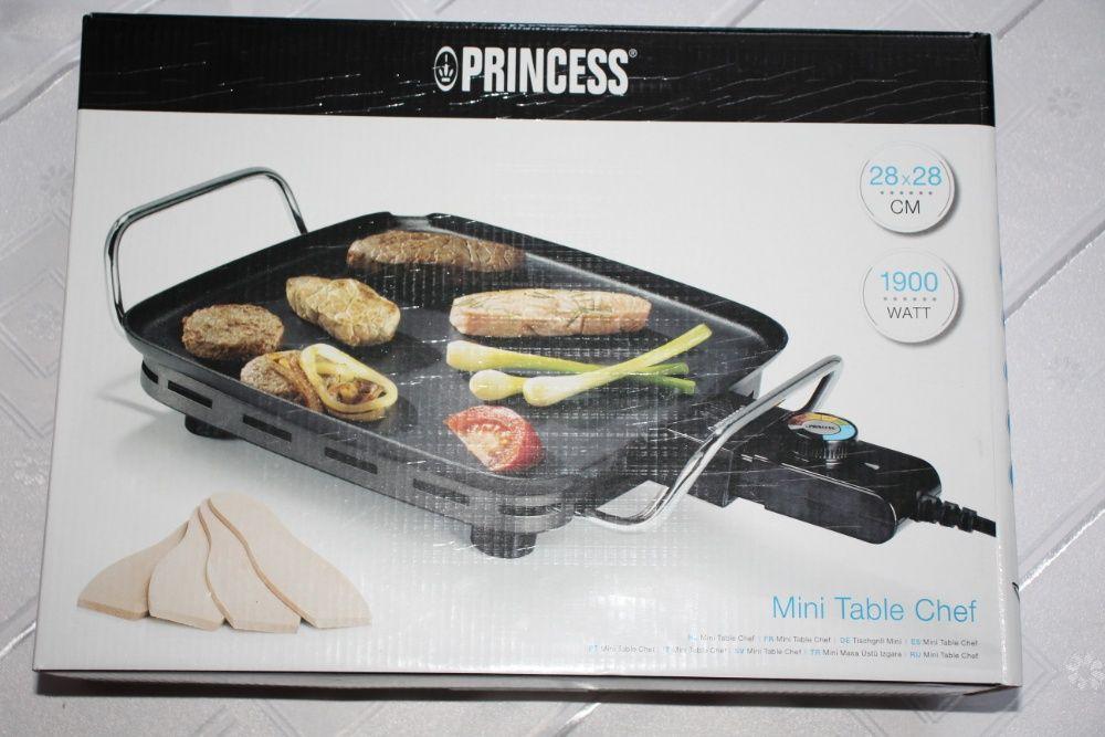 Płyta Kuchenna Princess As Mini Table Grill 1900W