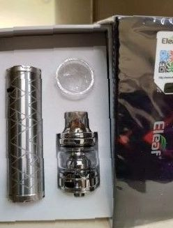 вейп Boxmod Eleaf iJust 3 Vepe Электронная сигарета