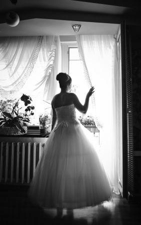 """Suknia ślubna w stylu """"princessa"""""""