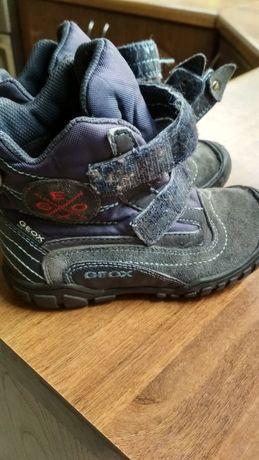 Ботинки зимние, осенние Geox