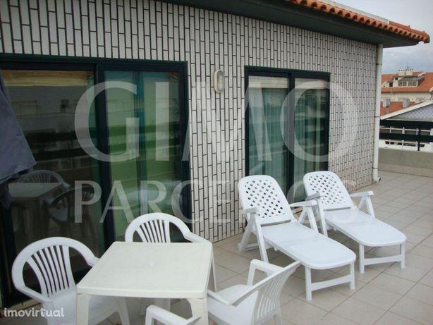 Apartamento T3 com terraço Praia da Barra