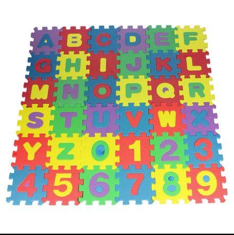 Puzzle piankowe 30x30cm NOWE