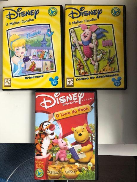 Jogos PC e MAC Disney
