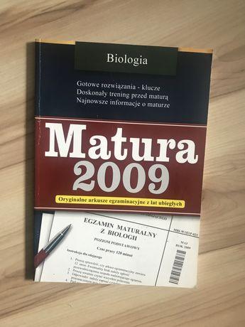 Bilogia matura 2009 arkusze