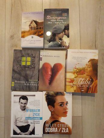 Zestaw książek Agata Przybyłek, Fincer Ogonowska