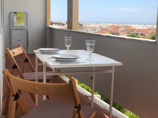 Apartamento T1 Costa Caparica - Vista Mar