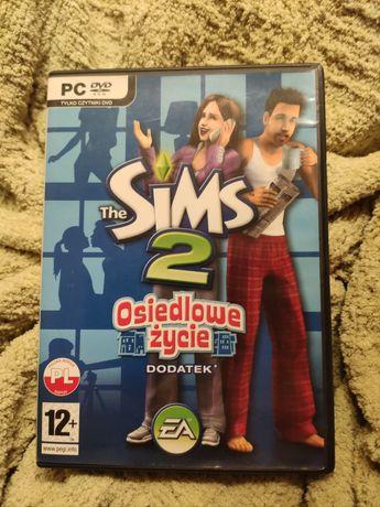 The Sims 2 Osiedlowe Życie
