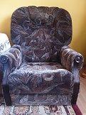 Sprzedam dwa fotele + ławę
